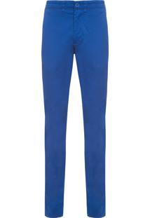 Calça Masculina Denim - Azul
