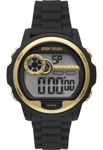 Relógio Mormaii Feminino Luau - Mo1462A/8D Mo1462A/8D - Feminino-Preto
