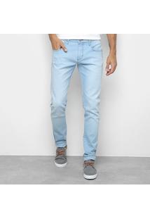 Calça Jeans Skinny Forum Igor Masculina - Masculino-Jeans