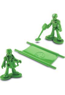 Imaginext Toy Story 3 Figuras Básicas Soldados Fisher- Pricemattel