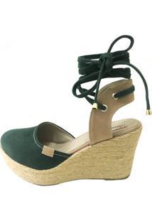 Sandália Blume Calçados Street Verde Militar - Kanui