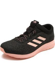 Tênis Adidas Performance Chronus W Preto/Coral