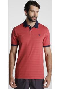Camisa Polo Bordada