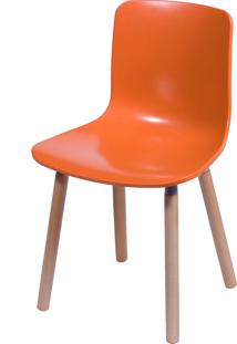 Cadeira Duomo Laranja Or Design