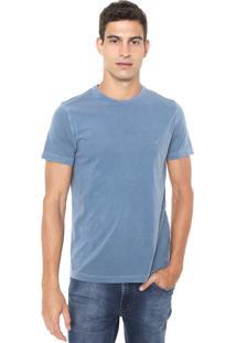 Camiseta Aramis Stone Azul