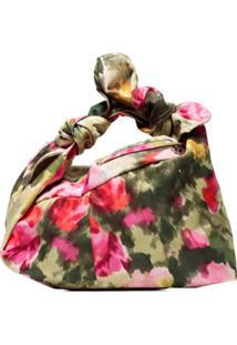 Simone Rocha Bolsa Floral - Estampado