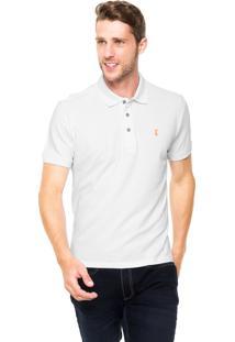 Camisa Polo Sergio K Regular Branca