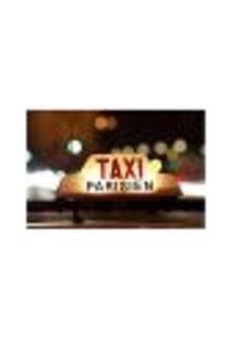 Painel Adesivo De Parede - Taxi - 414Pn-G