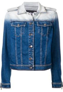 Just Cavalli Jaqueta Jeans - Azul