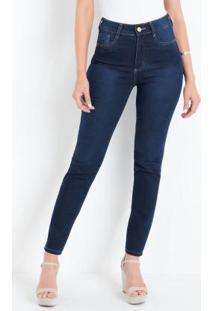 Calça 360º Sawary Jeans Com Cinta Interna