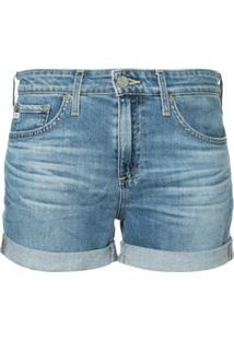 Ag Jeans Short Jeans Hailey - Azul