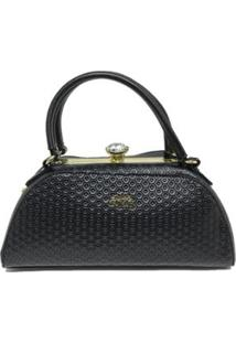 Bolsa Pequena Casual Sys Fashion 8535 Feminina - Feminino-Preto