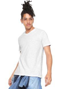 Camiseta Hering Lisa Branca