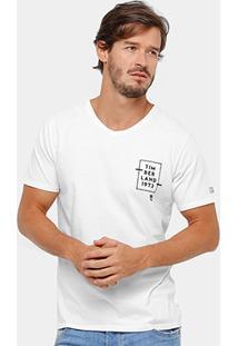 Camiseta Timberland Marantacae Masculina - Masculino
