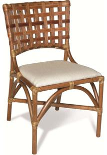 Cadeira Home Junco Envelhecido Estrutura Apuí Eco Friendly Design Scaburi