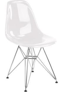 Cadeira Eames Eiffel - Off-White