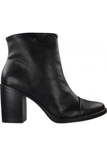 Bota Quiz Ankle Boot Feminina