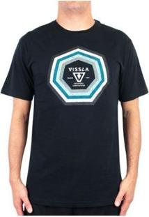 Camiseta Vissla Septa Stripe - Masculino