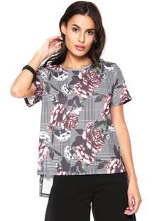 Camiseta Lança Perfume Mullet Preta