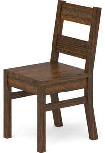Cadeira Macica Escarlate Escovado 9428 - Sun House