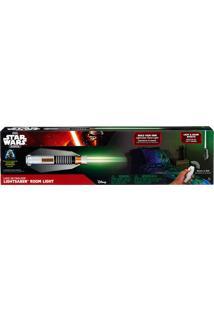 Luminária Uncle Milton Sabre De Luz Luke Skywalker™ Star Wars™ Verde