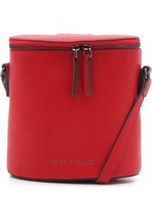Bolsa Colcci Logo Vermelha