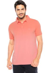 Camisa Polo Timberland Degradê Coral