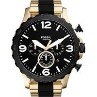 4ca96c8e248 Relógio Fossil Masculino Jr1526 4Pn