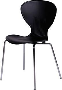 Cadeira Flash Preto Or Design - Preto - Dafiti