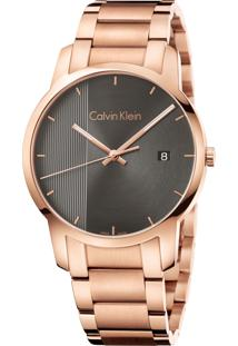 Relógio Calvin Klein K2G2G643 Rosê