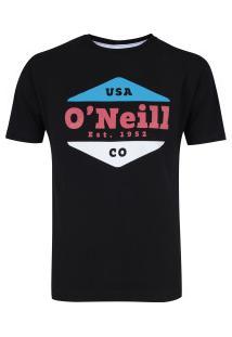 Camiseta O'Neill Dialogue - Masculina - Preto