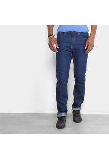 Calça Jeans Slim Calvin Klein Five Pockets Masculina - Masculino
