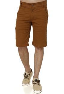 Bermuda Sarja Masculina Elétron - Masculino