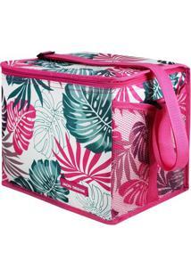 Bolsa Térmica Tropical Pink - Jacki Design
