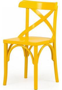 Cadeira Bristol Amarelo 79 Cm (Alt) - 46012 Sun House