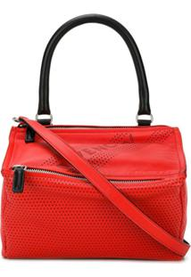 Givenchy Bolsa Tote 'Pandora' Pequena - Vermelho