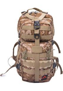 Mochila Crampon Army 26L - Trilhas E Rumos