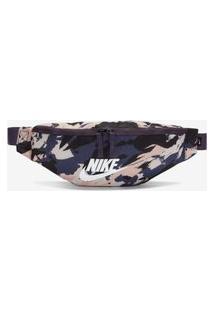 Pochete Nike Sportswear Heritage Roxo