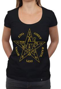 Bruxaria Moderna - Camiseta Clássica Feminina