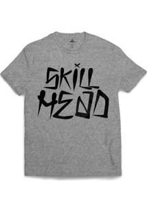 Camiseta Skill Head Sh Killing - Masculino
