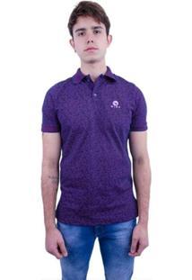 Camiseta Polo Rozz Limonar - Masculino