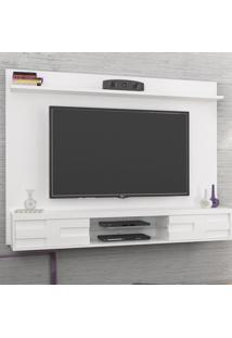 Painel Para Tv Cecilia 266002 Branco - Madetec