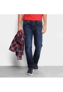 Calça Jeans Slim Colcci Comfort Masculina - Masculino-Jeans