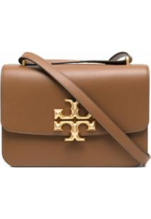 Tory Burch Eleanor Shoulder Bag - Marrom