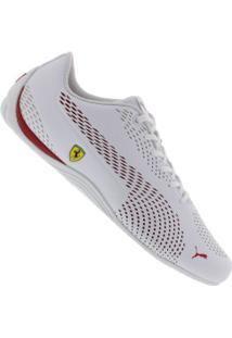 ca21e2352bef0 ... Tênis Puma Scuderia Ferrari Drift Cat 5 Ultra Ii - Masculino - Branco/ Vermelho