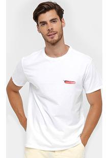 Camiseta Reserva Canivete Masculina - Masculino