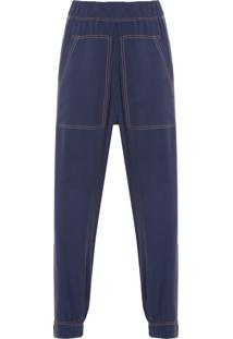 Calça Feminina Jane - Azul