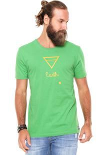 Camiseta Handbook Choper Verde