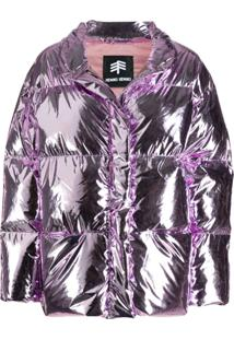 Ienki Ienki Cloud Oversized Puffer Jacket - Rosa