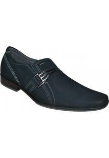 Sapato Pegada Masculino - Masculino-Azul